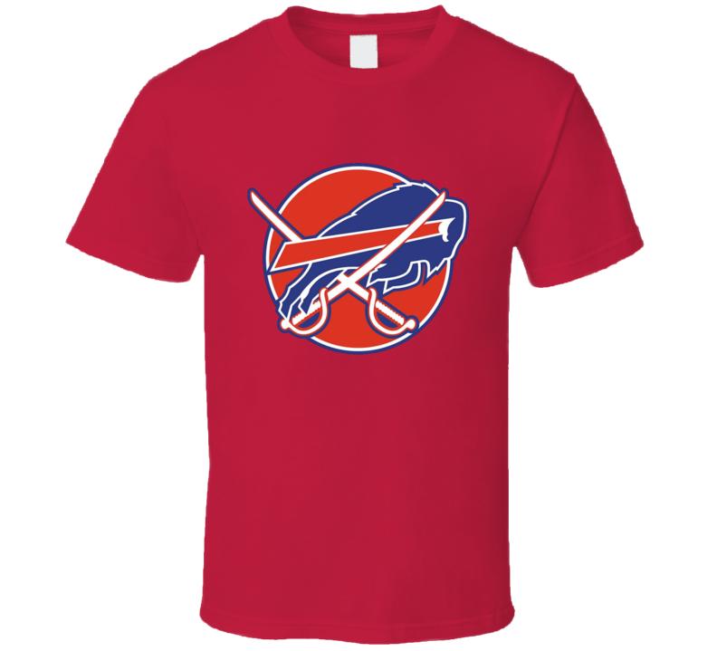 Buffalo Bills Sabres Mashup T Shirt