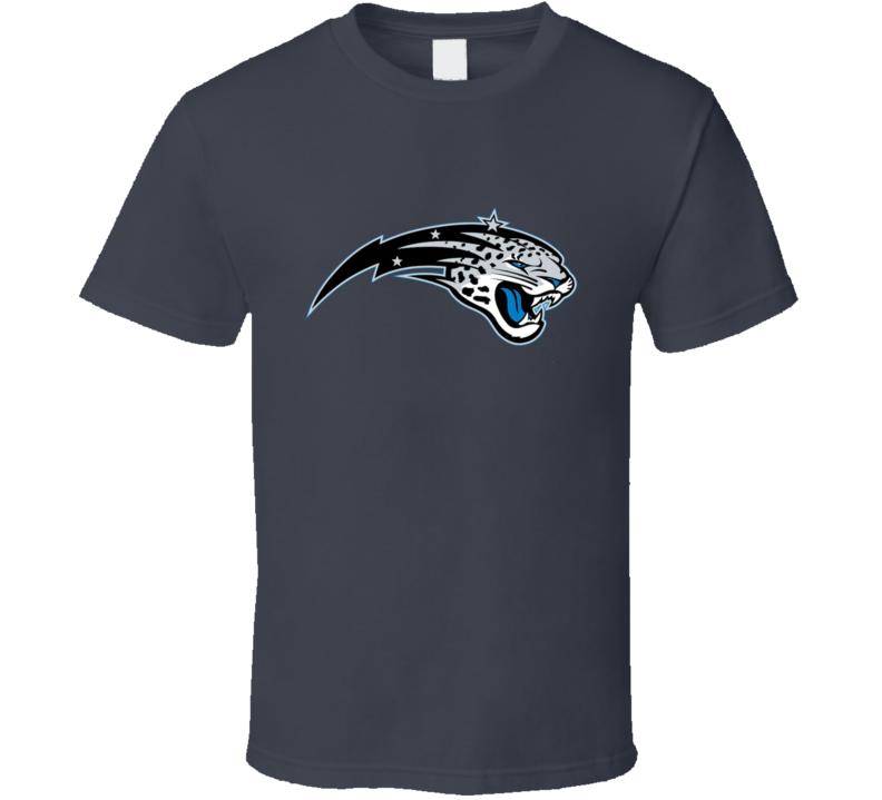 Orlando Jacksonville Magic Jaguars T Shirt