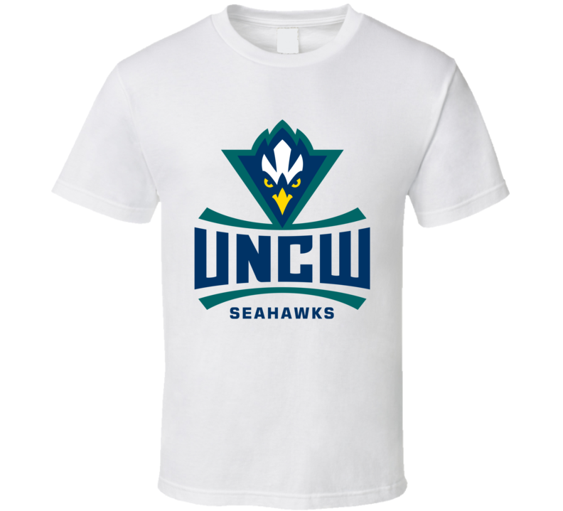 Uncw Wilmington Seahawks Ncaa March Madness T Shirt
