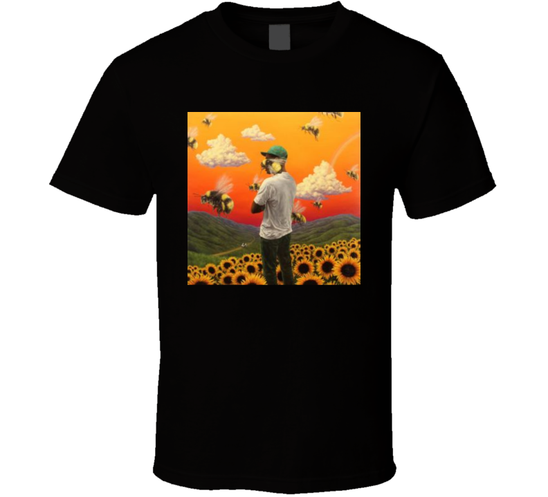 Tyler, The Creator - Flower Boy  T Shirt