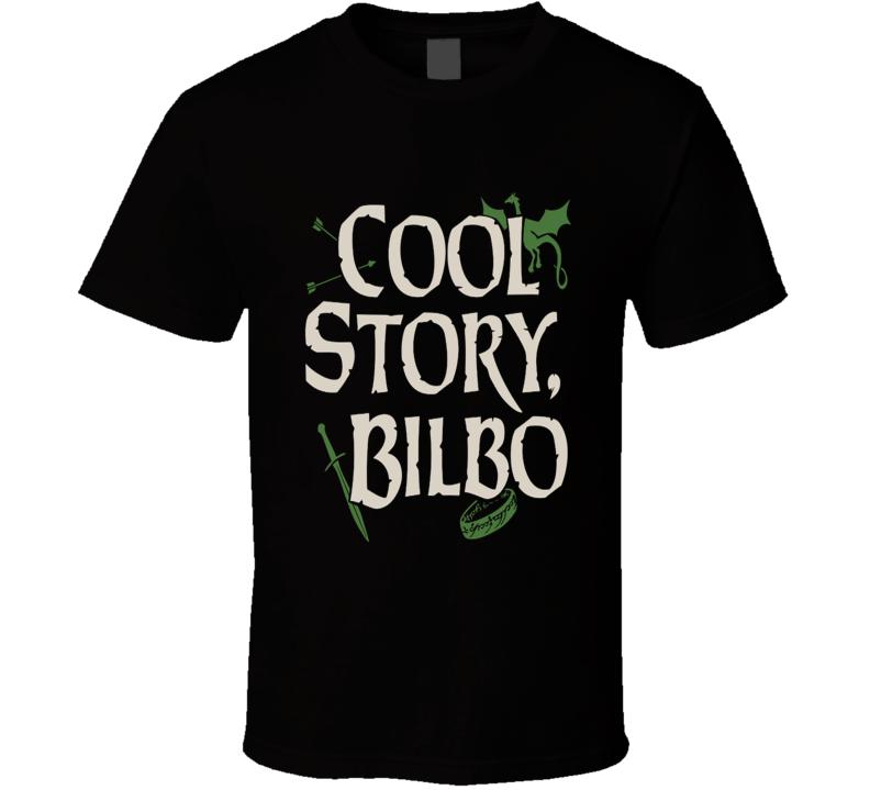 Cool Story, Bilbo T Shirt