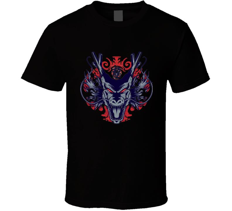 5h3nr0n Shenron Dbz T Shirt