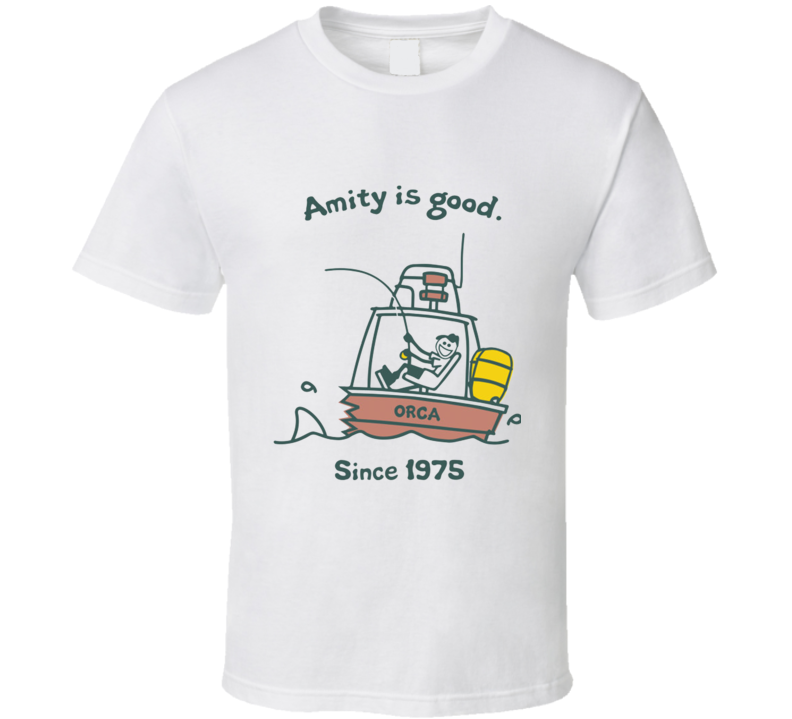 Amity Is Good T Shirt