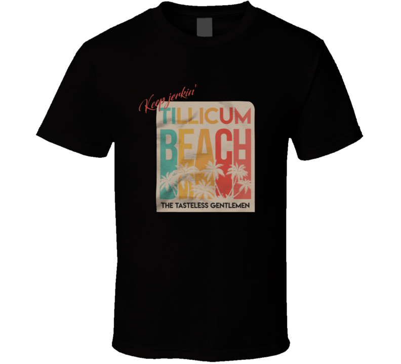 Tillicum Beach T Shirt
