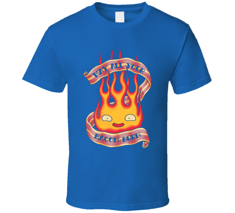 Bacon Burner T Shirt