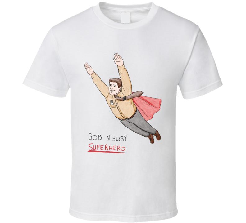 Bob Newby Superhero T Shirt