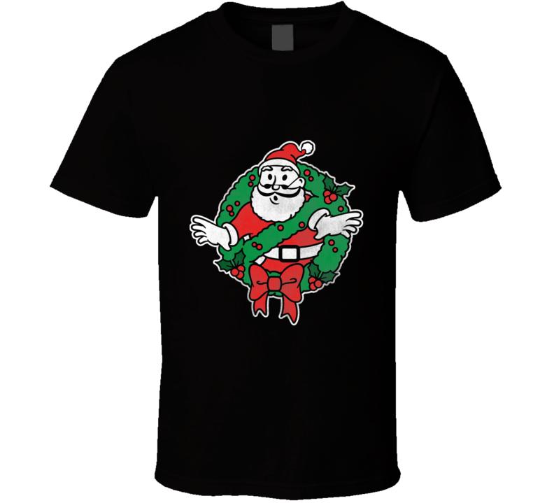 Cheerbusters Chirstmas T Shirt
