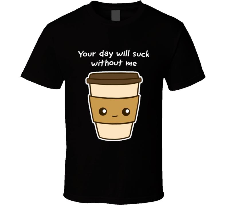 Coffee Addict T Shirt