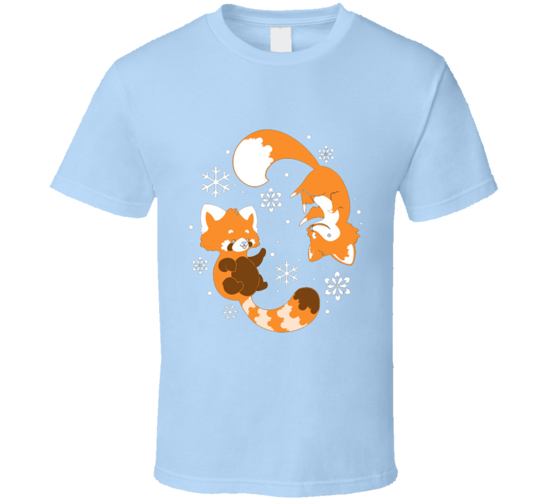 Cute Creature Winter T Shirt