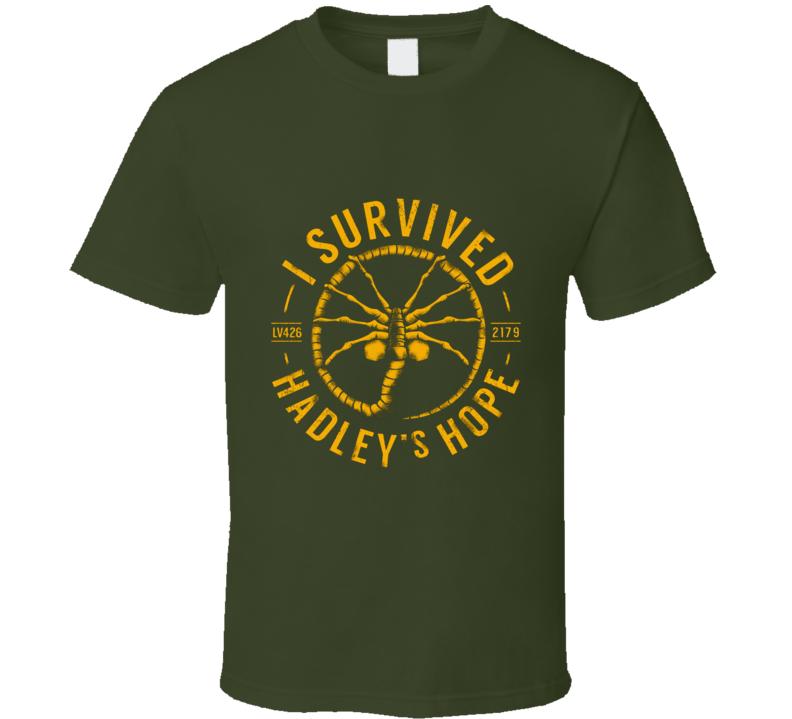 Hadley's Hope Survivor T Shirt