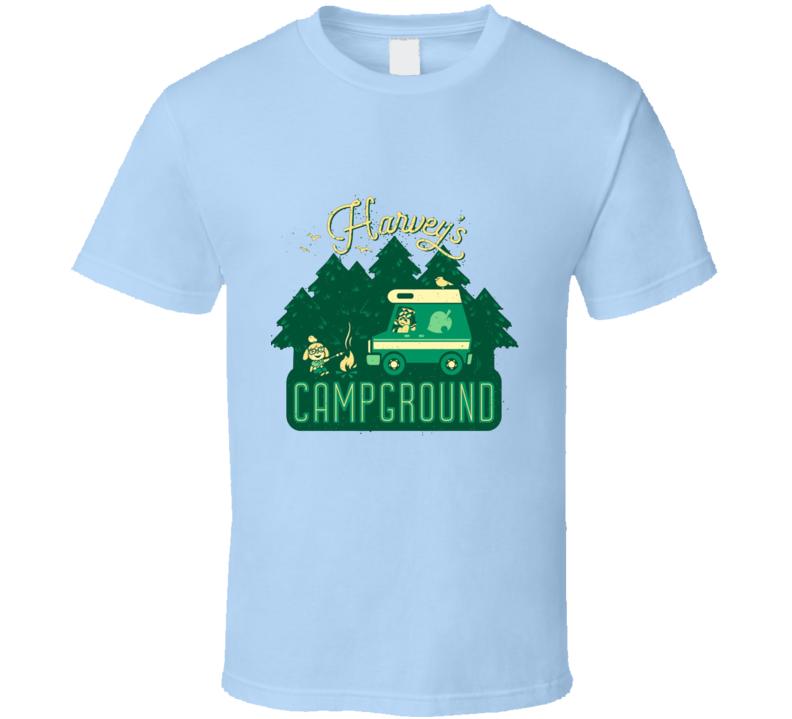 Harvey's Campground T Shirt