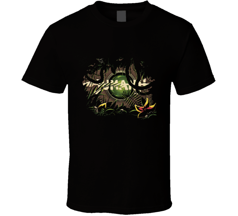 In The Jungle You Must Wait T Shirt