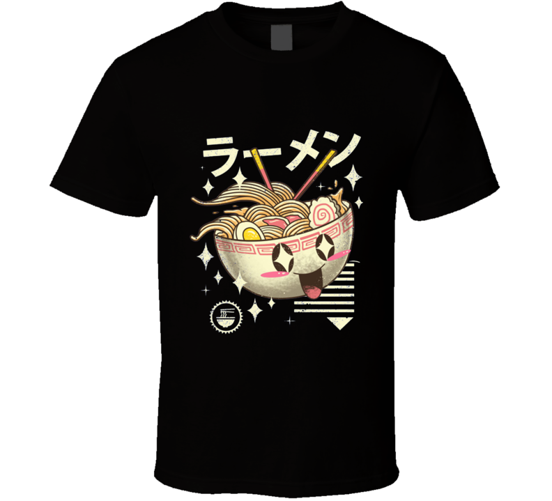 Kawaii Ramen T Shirt