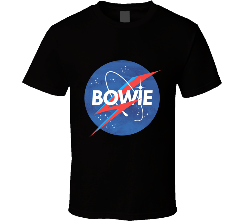 Iconic Starman T Shirt