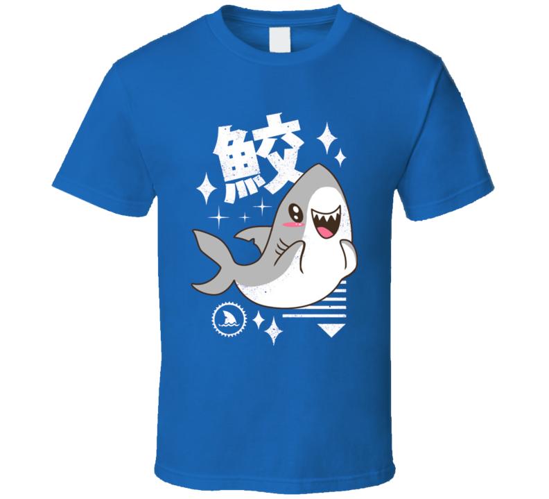 Kawaii Shark T Shirt