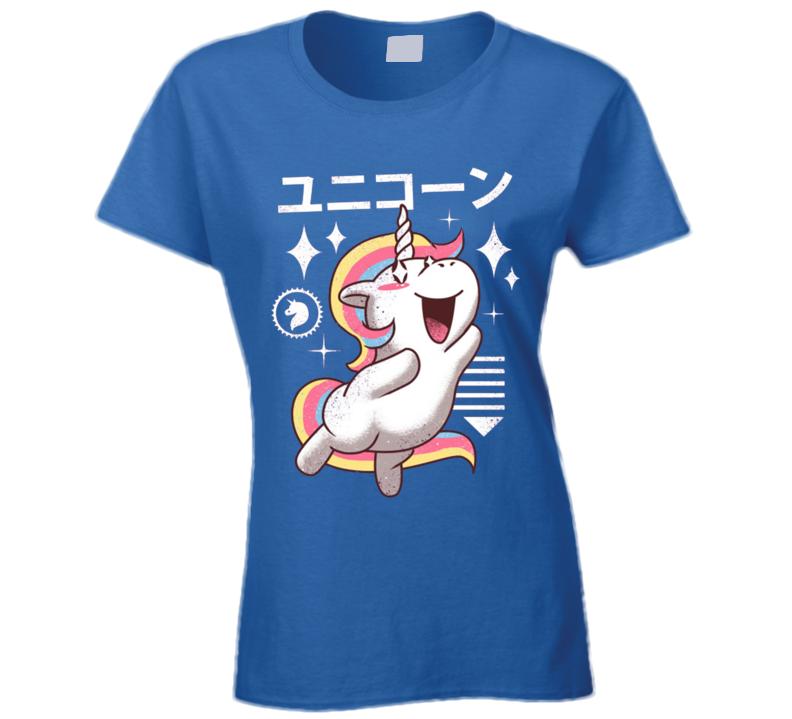 Kawaii Unicorn T Shirt