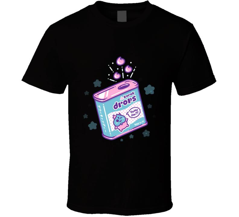 Korok Drops Zelda T Shirt
