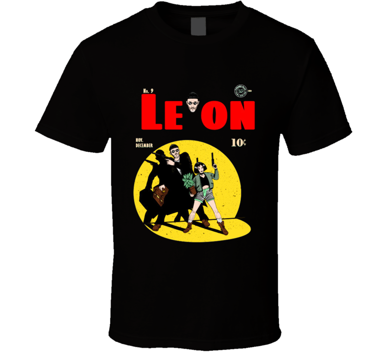 Leon The Professional Nº9  T Shirt