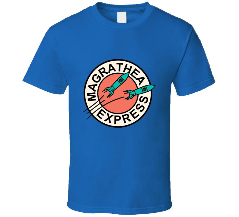 Magrathea Express T Shirt