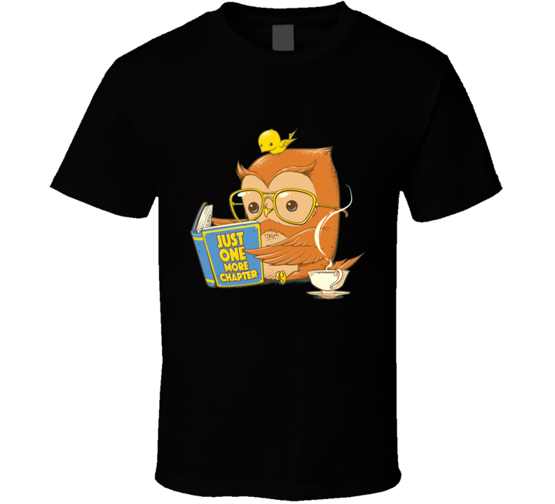 One More Chapter T Shirt