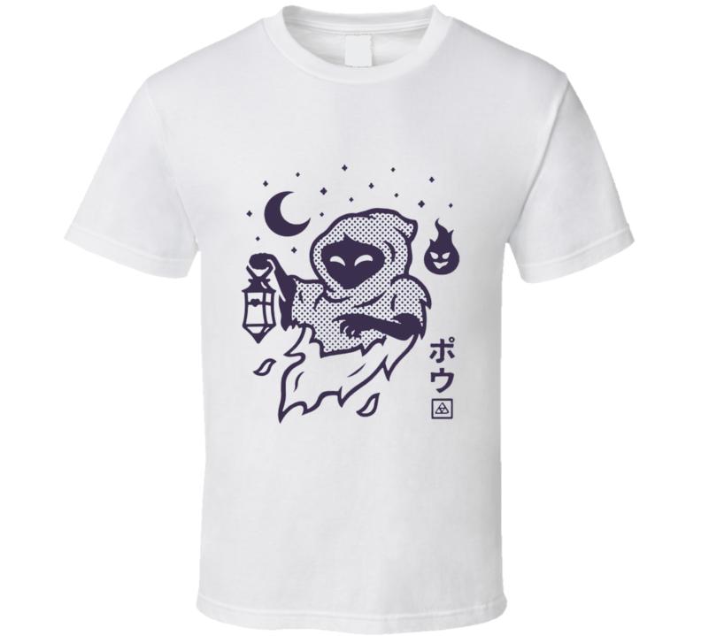 Poe Zelda T Shirt