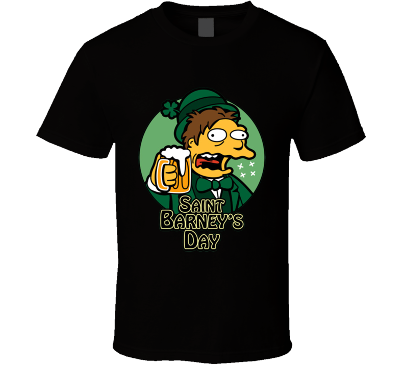 Saint Barney's Day T Shirt