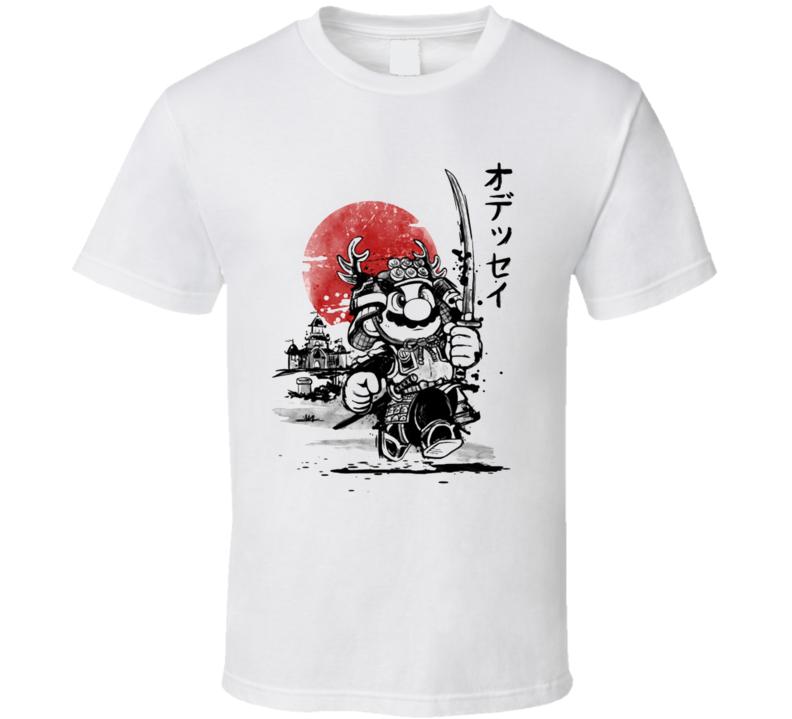 Super Samurai Odyssey T Shirt