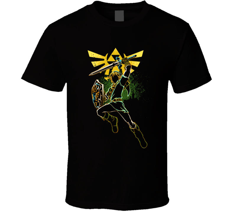Shadow Of Courage T Shirt