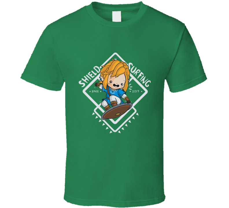 Shield Surfing T Shirt