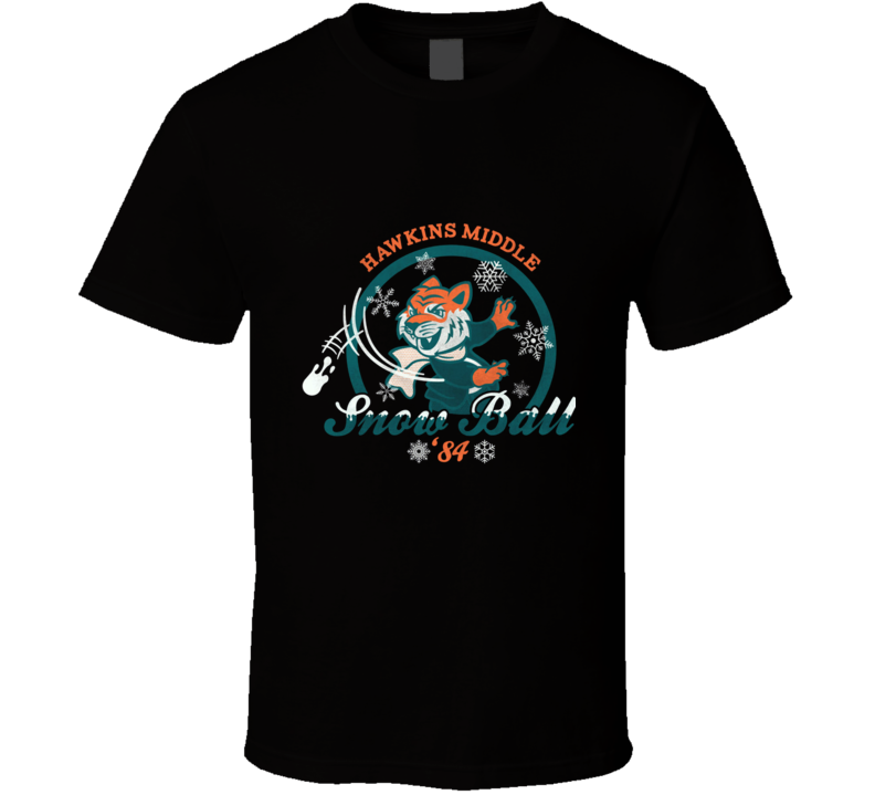 Snow Ball T Shirt