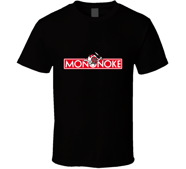 Spirit Game Mononoke T Shirt