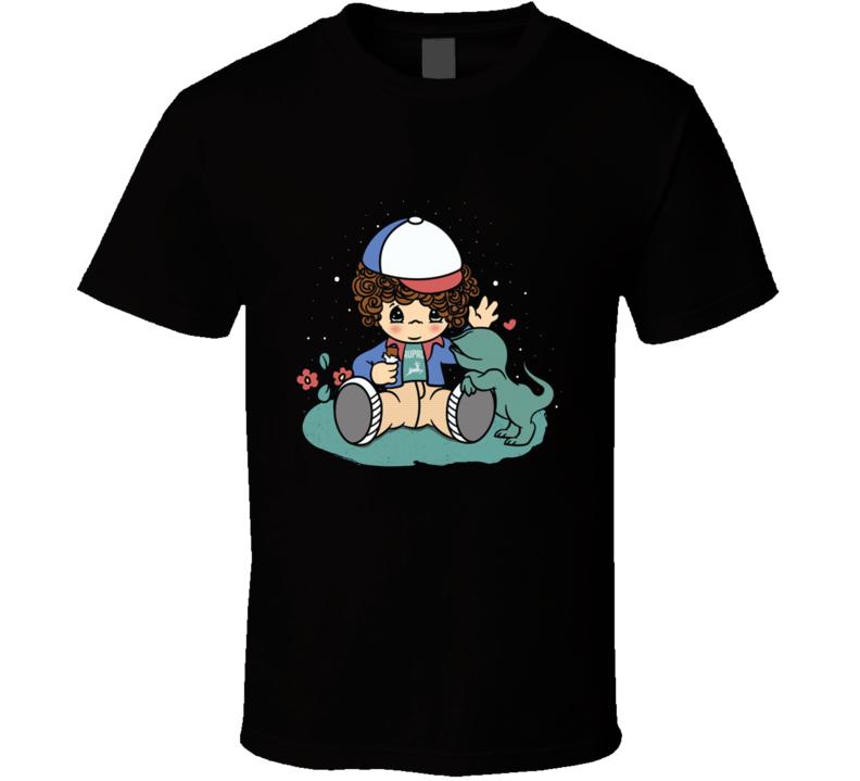 Stranger Moments T Shirt