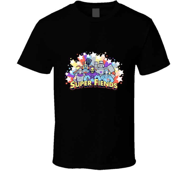 Super Fiends T Shirt