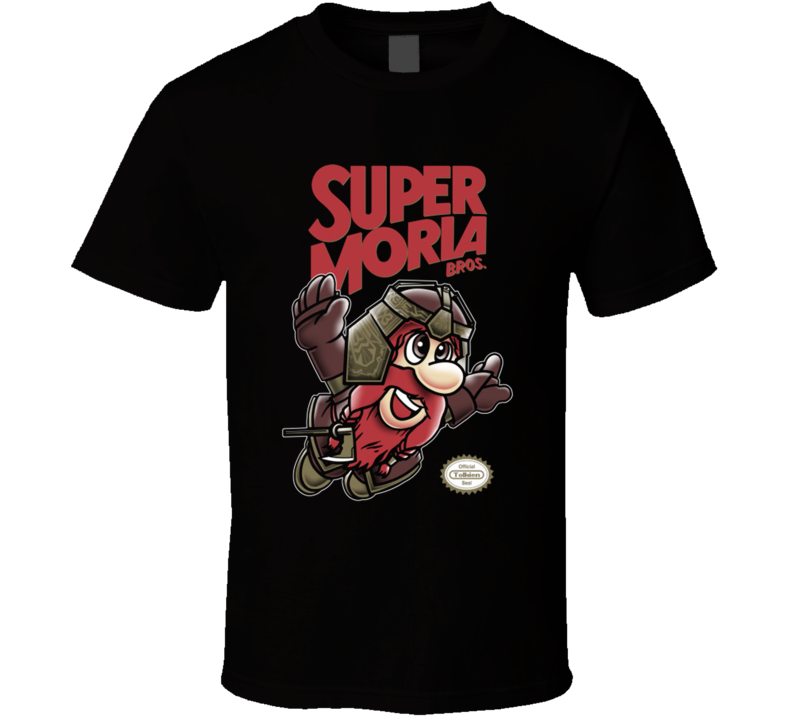 Super Moria Bros T Shirt