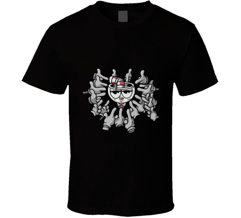 The Devil's Debt Cuphead T Shirt