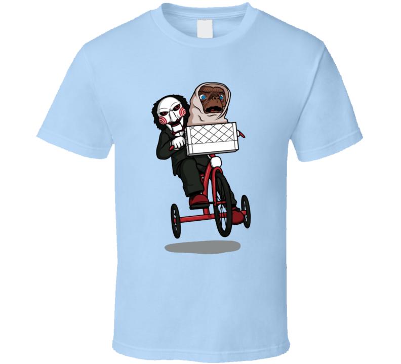 The Extra-terrifying! T Shirt