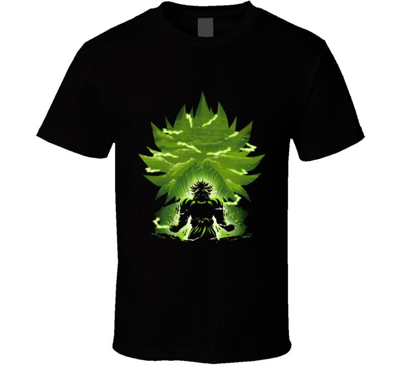 The Legendary Saiyan T Shirt