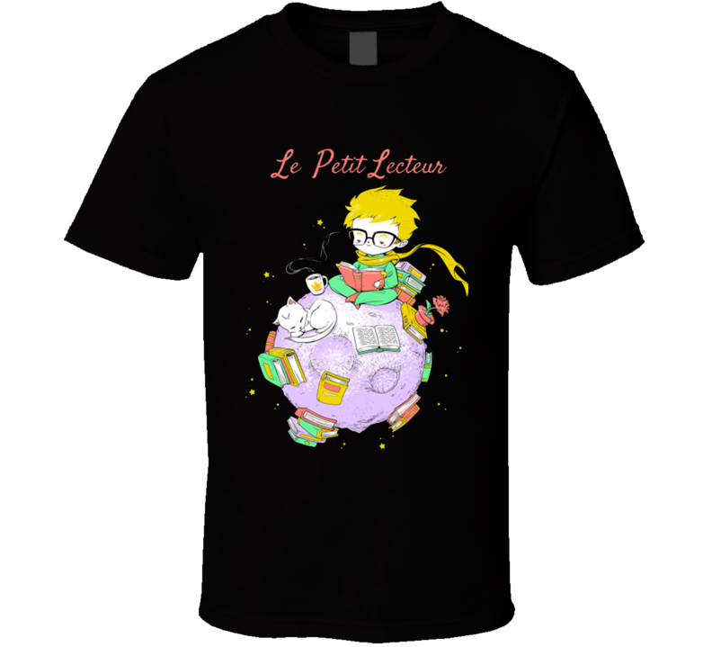 The Little Reader T Shirt