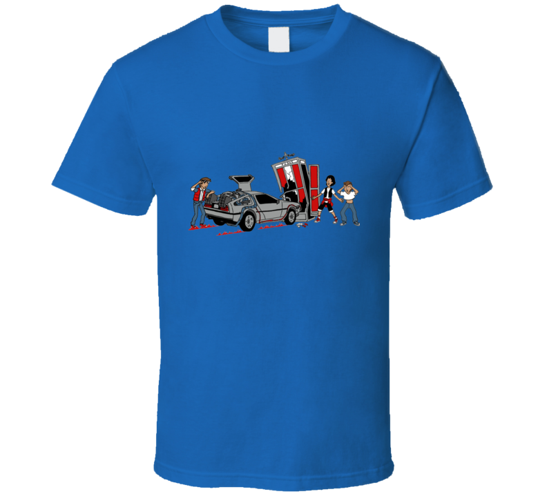 Time Crash T Shirt