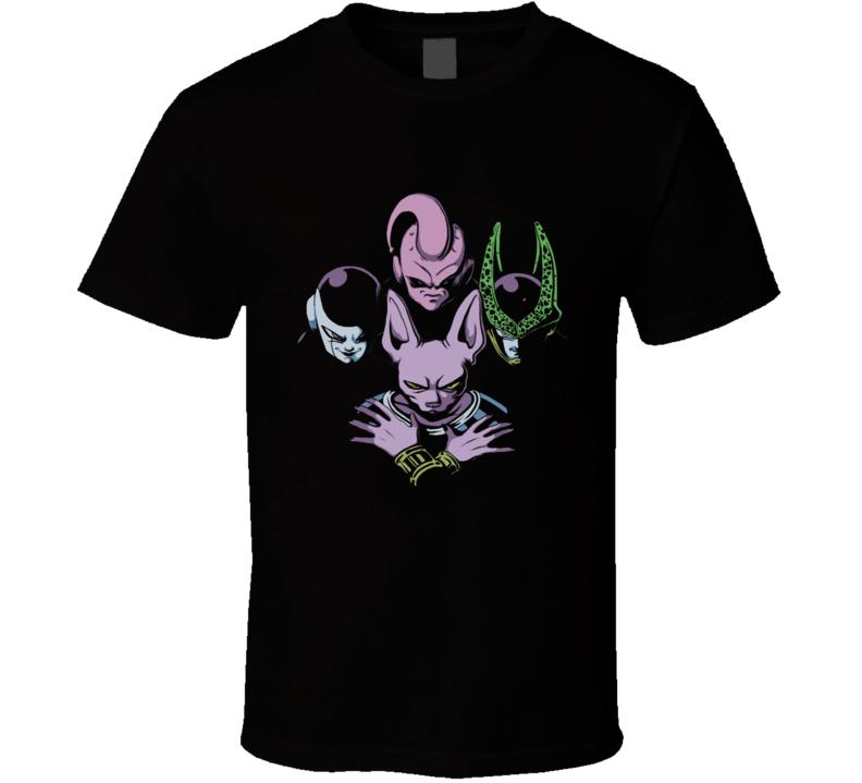 Villain Z Rhapsody T Shirt