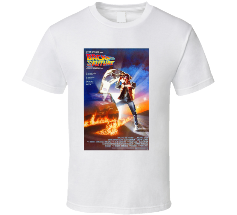 Back To The Future T Shirt