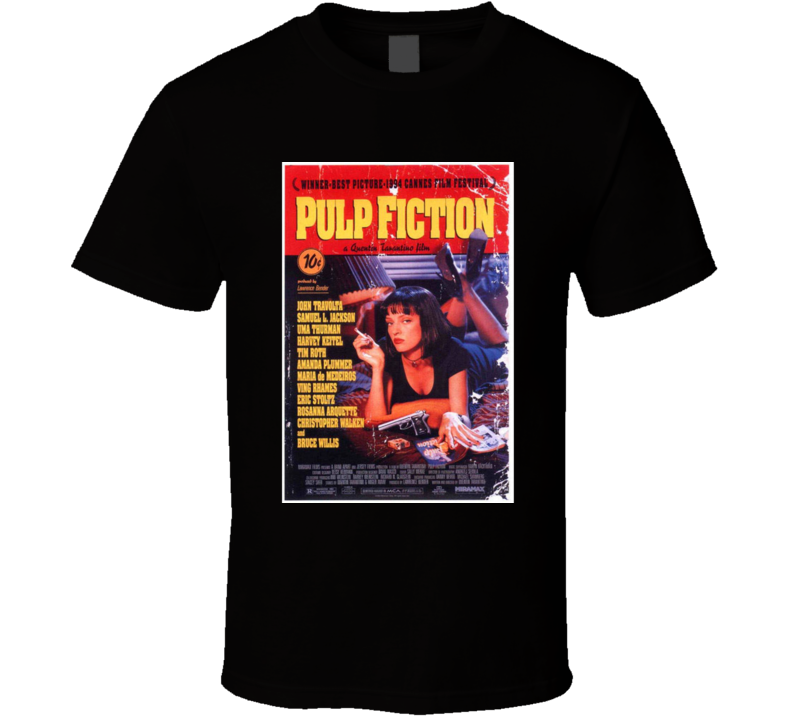 Pulp Fiction T Shirt