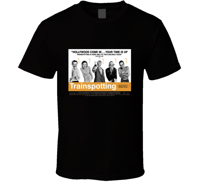 Trainspotting T Shirt