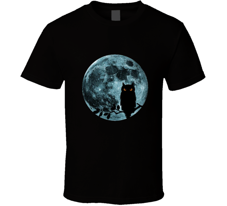 Owl Stare T Shirt