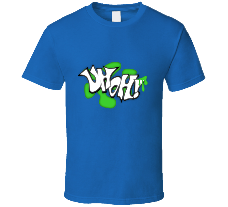 Uh Oh Ytv Game Show T Shirt