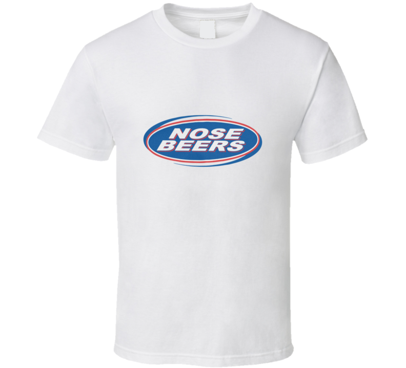 Nose Beers T Shirt