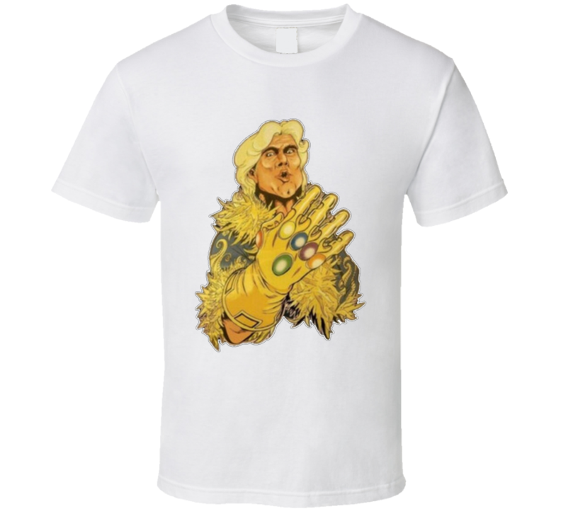 Ric Flare Infinity Gauntlet T Shirt