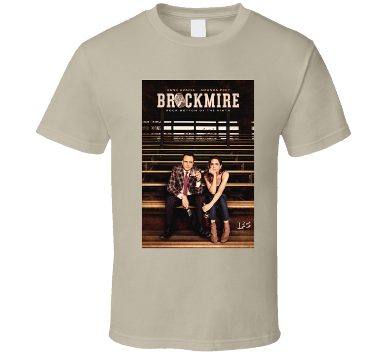Brockmire Tv Series Tv Show T Shirt