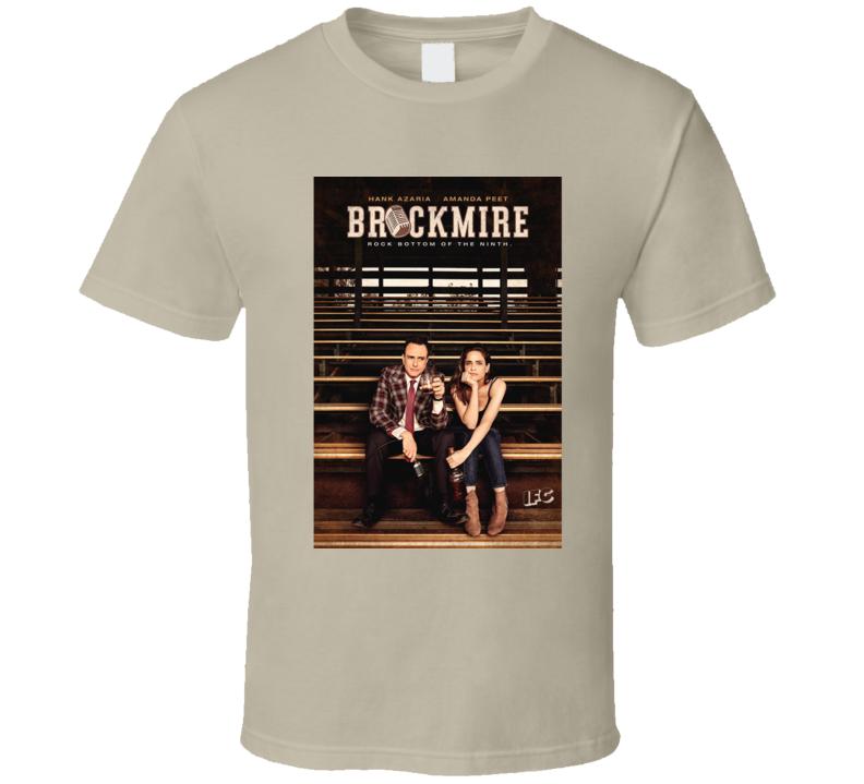 Brockmire Tv Series Tv Show T Shirt