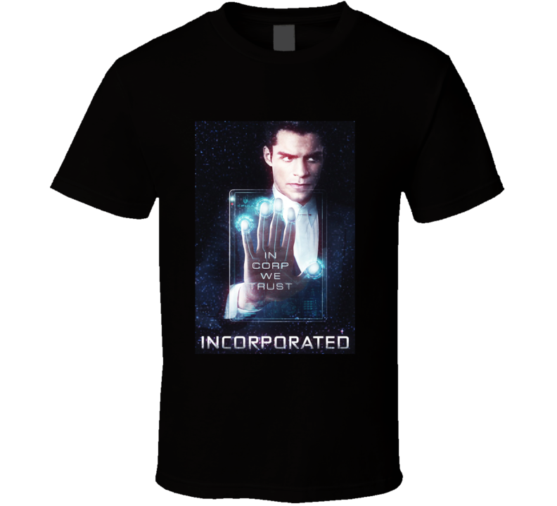 Incorporated Tv Series Tv Show T Shirt
